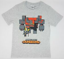 Minecraft Character Select Kinder /& Babies T-Shirt dunkelblau 128