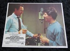 Marathon Man lobby card # 3 original lobby card - Dustin Hoffman, Roy Scheider