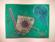 Henri Goetz Gravure Originale Surréalisme graphisme New York Nice p 529