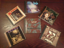 """BRIDE-COLLECTION """"First-6-Albums+1 Demo"""" FEAR NOT Chase CREED Chrystavox STRYPER"""