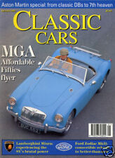 Classic Cars Jan 95 MGA, Lamborghini Miura SV Lagonda