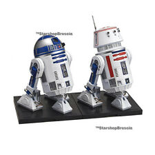 STAR WARS - 1/12 R2-D2 & R5-D4 Model Kit Bandai