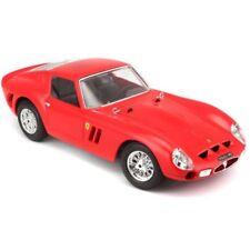 Coches, camiones y furgonetas de automodelismo y aeromodelismo Ferrari color principal rojo