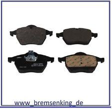 Opel Vectra B Bremsen Bremsbeläge Bremsklötze vorne Vorderachse Für 5 Loch**