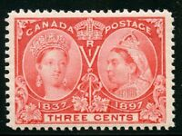CANADA SILVER JUBILEE QUEEN VICTORIA SCOTT#53  XF MINT NH