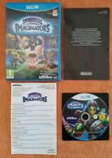 Skylanders Imaginators Wii U / dvd sans rayure