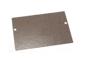 Piastra mica protezione uscita onde forno microonde 481246228699 93mm x 128mm