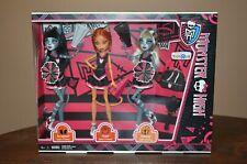 NEW 2012 Mattel MONSTER HIGH WERECAT SISTERS TORALEI Fashion Doll 3 Pack NIB TRU