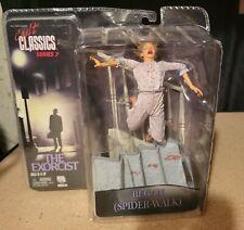 NECA Exorcist Regan (Spider-Walk) Bloody Varient 2008 figure.