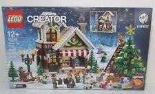 Lego 10249 Winter Toy Shop Expert Creator Weihnachtlicher Spielzeugladen  bs1701