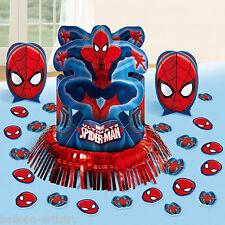 MARVEL ULTIMATE Spider-Man Festa di Compleanno tabella fulcro Decorazione KIT