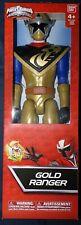 Power Rangers Ninja Steel Gold Ranger 12inch