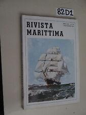 RIVISTA MARITTIMA  n. 7-8 del 1975 (82 D 1)