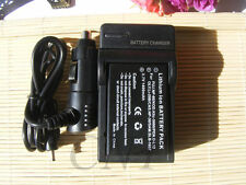 Digital Camera Battery Np-60 Np-60 + Charger for Fuji Finepix for 50i, 601, F401