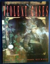 "1992 ""Violent Cases� by Neil Gaiman, Dave McKean, Tundra Publishing Ltd."
