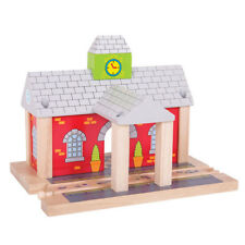 STATION for Wooden Train Track Set ( Brio Thomas ) NEW BOXED