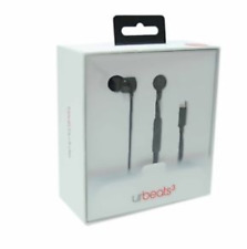 Beats by Dr. Dre - urBeats³ Earphones with Lightning Connector - Black - READ!