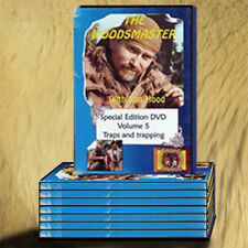 Survivalist DVD Library (8 Survival DVDs) /prepping / emergencies / survival