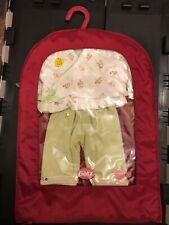 American Girl And Gotz Doll ~ Pajama Set Fits 18� dolls Brand New!