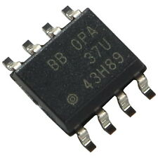 OPA37GU Burr Brown Op-Amplifier 63MHz 11,9V/µs Ultra-Low Noise OpAmp SO-8 855930