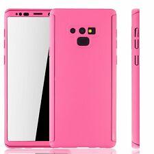 Samsung Galaxy Note 9 Hülle Case Handy Cover Schutz Tasche Fullcover Panzerfolie