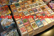 Yu-gi-oh! Lotto di 500 carte COMUNI RARE E BRILLANTI e carte EXTRA DECK Yugioh!