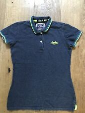 Teenagers Superdry London Fit Polo Shirt Size S