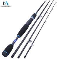 "6'9"" Baitcasting Fishing Rod Portable Travel Fishing Rod Casting Graphite Rod"