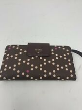 Fossil Womens Wallet New