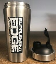 Shaker Bottle Stainless Steel Plus 3 Free Samples*NEW* 25 OZ Fast Free Shipping