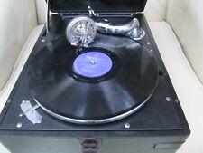 HMV Gramophone Model 102 Fully Serviced