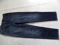 CAMBIO tolle used look Jeans PERLIE Gr. 34 TOP BI618