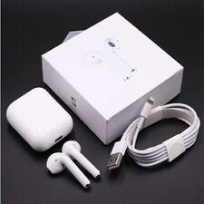 EarBuds - iPhone et Android - Ecouteurs sans fils avec boite de charge