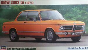 HASEGAWA® 21123 BMW 2002tii (1971) in 1:24 LIMITED