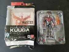 S.I.C. Kiwami Damashii Masked Kamen Rider KUUGA MIGHTY FORM Figure BANDAI Japan