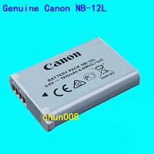 Genuine Original Canon NB-12L NB12L Battery For Canon G1X MARK II N100 MINI X