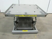 """YEAR-A-ROUND CORP 1500 LB Spring Level Loader PalletPal Style Lift Table 46""""x42"""""""