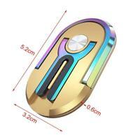 360° Rotation Multipurpose Mobile Phone Bracket Car Holder Ring Finger X3B7