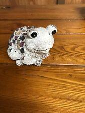 Resin Frog For Planter or Garden