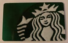 Starbucks 2010 Green Apron Partner Card New Logo Series 6095