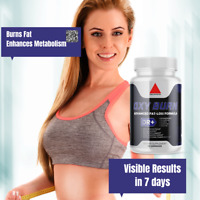 Belly Fat Burner Pills to Lose Stomach Fat for Men & Women, Weight Loss Pills