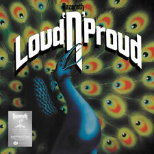 Nazareth - Loud 'n' Proud (1LP Orange Vinyl, Gatefold) 2019 Salvo NEU!