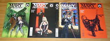 Shotgun Mary: Blood Lore #1-4 VF/NM complete series - antarctic press - bad girl