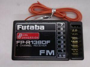 FUTABA FP.R138DF DUAL CONVERSION 8 CHANNEL RECEIVER 35 MHZ NEW UNUSED
