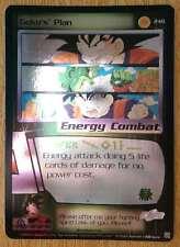 GOKU'S PLAN LIMITED [NM] #248 Saiyan Ultra Rare Ur Dragon Ball Z Ccg Dbz Score