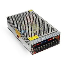 ALIMENTATORE 12V 200W 16.67A SWITCHING ADATTO PER STRIP LED 5050-5630-2835-3528
