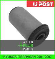 Fits HYUNDAI TERRACAN Rear Rubber Bush Lower Arm