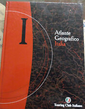 ATLANTE GEOGRAFICO ITALIA - TOURING CLUB ITALIANO