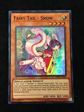 *** FAIRY TAIL - SNOW *** OP05-EN005 SUPER RARE YUGIOH MINT/NM 3 AVAILABLE!