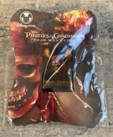 Pirates of the Caribbean: Dead Man's Chest - Skull with Torches Disney Pin 48488